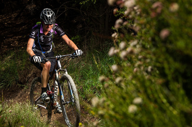 Giant's Anthem X 29er W is the first full-suspension 29er built specifically for women.