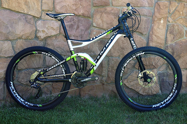 Cannondale Trigger 1 First Impressions Plus New Lefty And