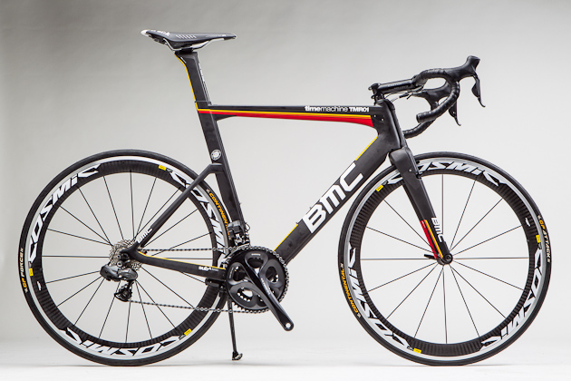 Lean. Mean. BMC timemachine.