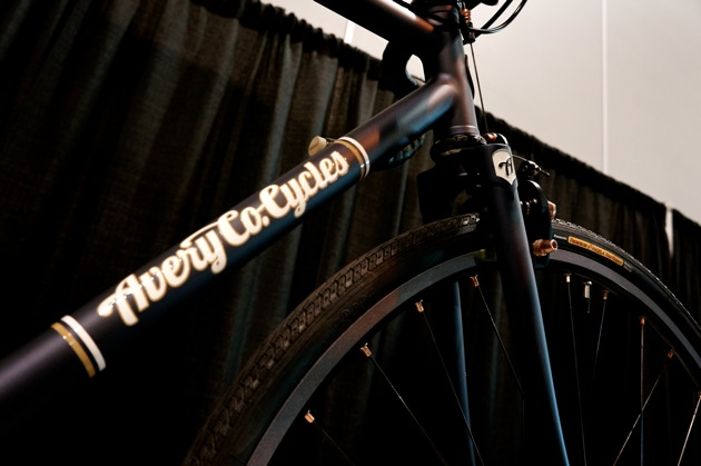 Home-grown. Denver-based Avery County Cycles didn't have to travel far to this year's show.