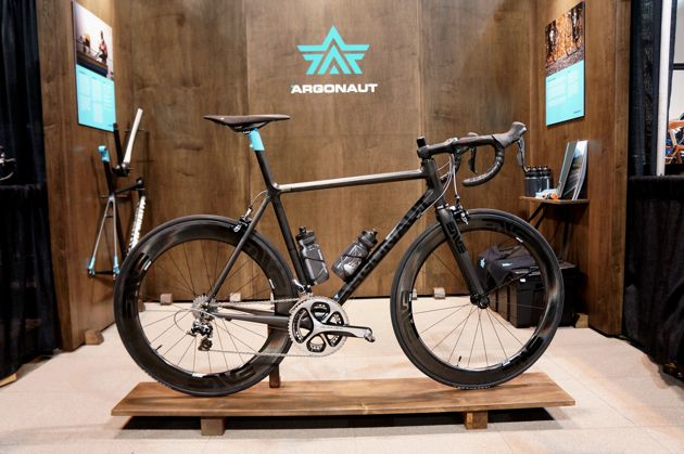 Argonaut is treading the intersection of custom carbon and high-tech, and we like the results.
