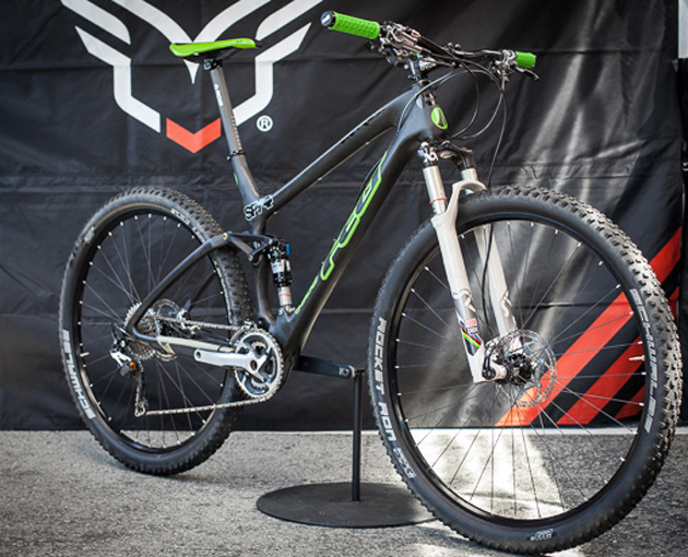 Felt revamped its race XC 29er and shaved 100 grams off the frame's weight.