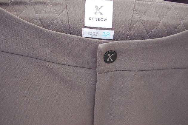 Kitsbow is using tailored sizing more common in the fashion industry for its newest all-mountain shorts.