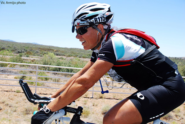 The Legend Returns | Several years ago, to honor RAAM's only 6-time winner, the organizers introduced the 'Seana Hogan Award' which is presented each year to the fastest overall woman. Seana Hogan herself is back for her first RAAM since 1998 hoping to win that very honor.