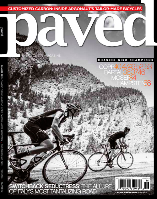 Paved Summer Cover