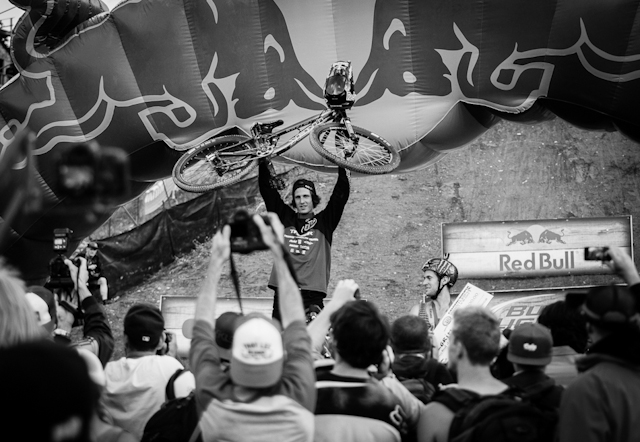 Semenuk takes his second Red Bull Joyride win aboard a Ticket S