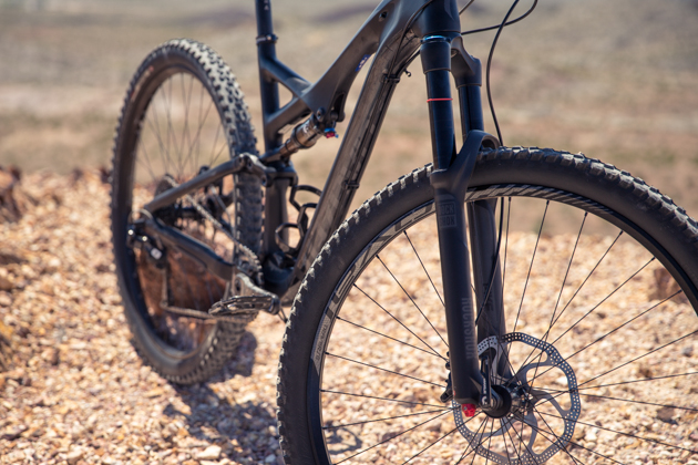 Drop dead sexy and spec'd brilliantly, the EVO model has a lot going for it. On first impressions, I'd love to see Specialized chop a bit off the chainstays, but I still walked away impressed by the bike.