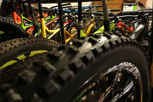 So many bikes, so little time. Choose wisely, a bike is an expensive life choice.