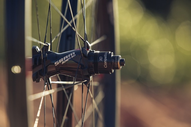 First seen at SRAM's Sedona Trail House in February, we gave the Rail 50 wheels a real hometown beating throughout the summer.