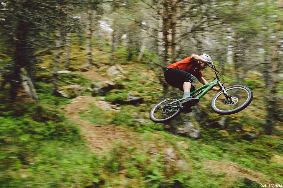 Rough, smooth, challenging, welcoming, whatever your fancy Scotland has the trails to suit.