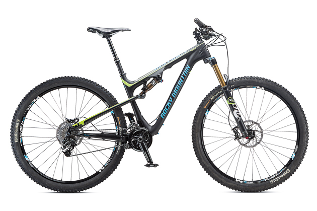 Rocky Mountain Instinct 970 MSL BC Edition