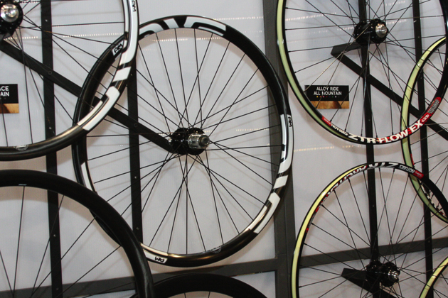 Chris King also has begun building wheelsets featuring rims from Enve and Stan's and its own hubs.