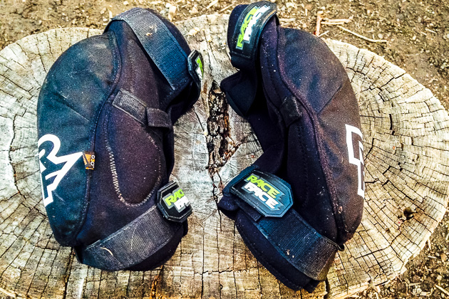 The Ambush knee guards earned top marks for their durability, even after our tester skidded across a gravel road.