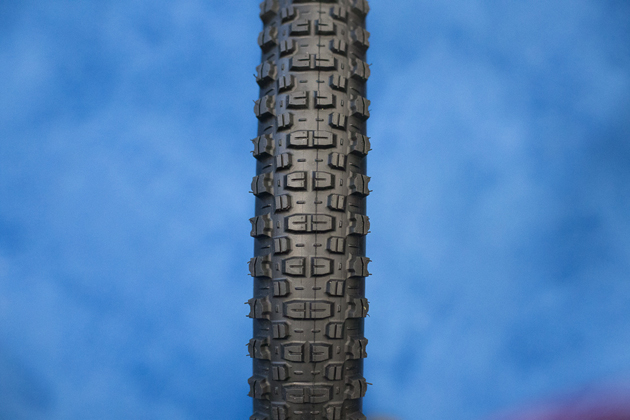 WTB's new all-mountain/enduro tire, the Breakout 2.5—which will come in the 27.5-inch size—threatens to storm the Enduro World Series like Clint Eastwood escaping from Alcatraz. Go ahead punk. Make its day....