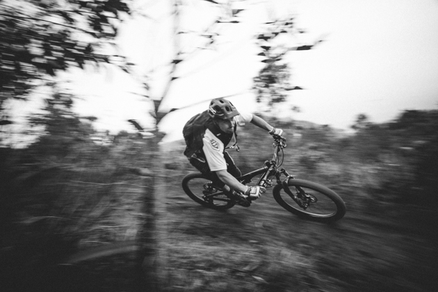 On Hong Kong's laid-back Lamma Island, committed locals and riders like English expat Phil Ferrand have trails such as 'Project X' all to themselves.