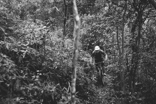 Rediscovery is a great thing—especially when it entails the improvement of some of your favorite singletrack. Brice Minnigh knows this very well.