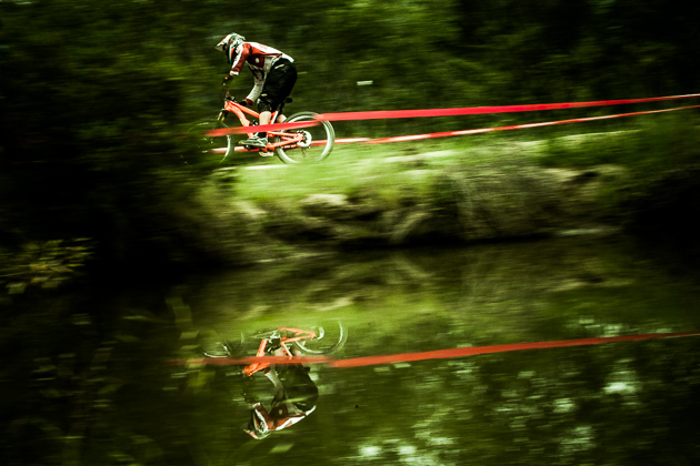 For people who love speed, downhill racing is like a reflection of yourself, living in the reverberations of a primordial scream.