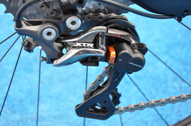 The Shadow-Plus clutch is now adjustable without dismantling the derailleur. They'll be offered in GS and SGS lengths.