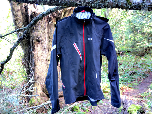 Sugoi's RSX NeoShell delivers on a lot of its big claims--the jacket is as comfortable as a soft shell (with just the right amount of stretch to the fabric), but offers outstanding, hardshell-level waterproofing.