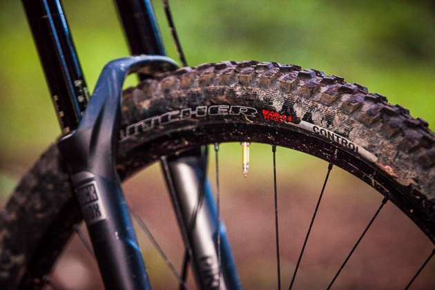 This tire is a 27.5-inch Butcher, but Specialized is also coming out with some other new tires this year.