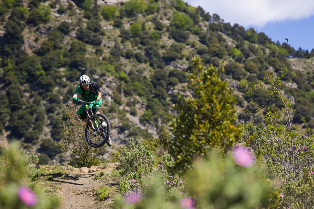 Mavic's updated line of rugged mountain bike apparel might not help you ride as fast and free as Jerome Clementz, but they are designed to withstand the rigors of European-style enduro riding.