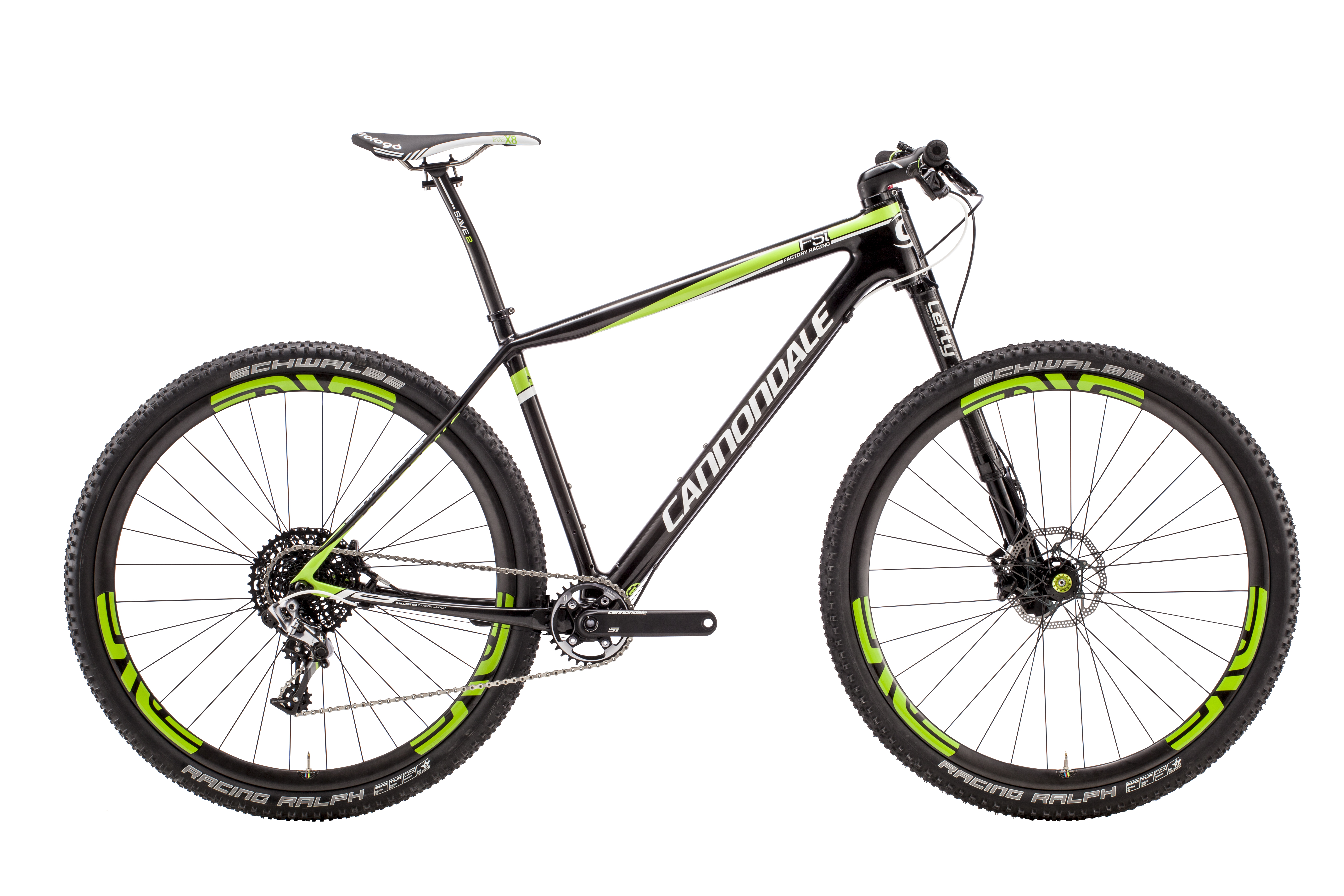 The Cannondale F-Si Carbon 29 Team