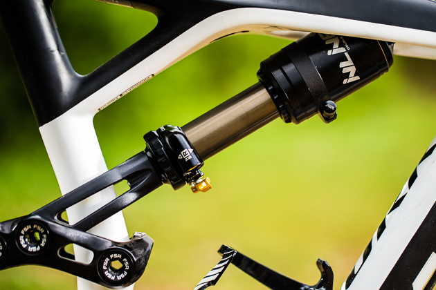 Got a proprietary shock mount? Cane Creek makes most mounts. However, if you're on a DRCV Trek, you're out of luck.