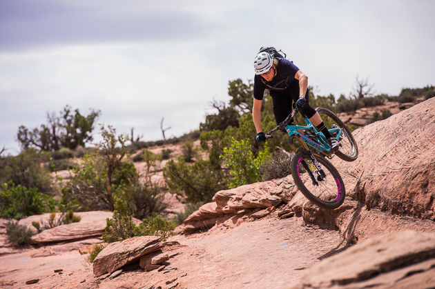 Captain Ahab is one of many trails that make Moab, Utah an unbelievable riding destination.