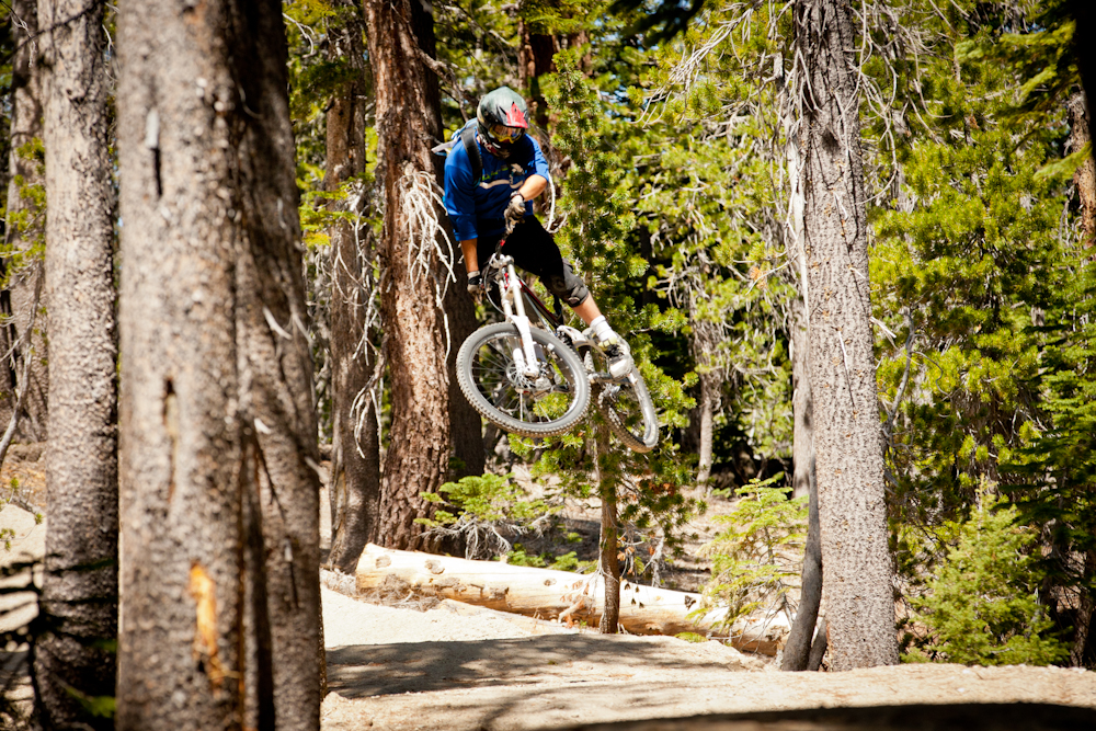Ten trails will be rubber ready tomorrow, as Mammoth Mountain opens its mountain bike park for the season.