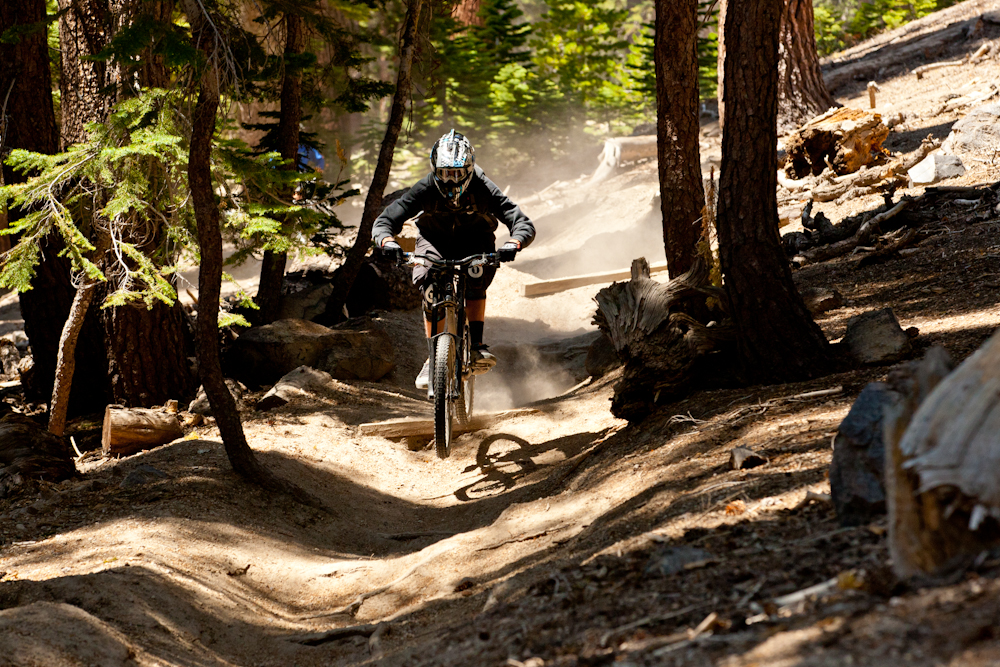 Mammoth Mountain bike park opens