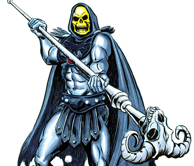 These are the people who can legitimately wear a cape: Skeletor, Aragorn, the Grim Reaper...maybe Super Man. If you are not on that list, you don't get to wear the cape. Sorry, but that's the rule.