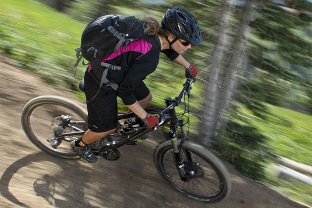 IMBA designated Park City as a Gold-Level Ride Center.