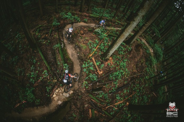 The British Columbia Bike Race series has returned to the fabled North Shore. |Photo by Margus Riga
