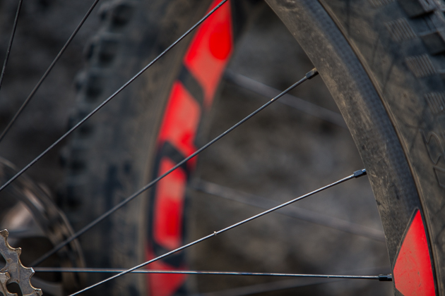 Spokes are often overlooked in wheel building, but they're a crucial piece to any solid wheel. DT Swiss makes some of the most reliable spokes on the market, so it's no wonder Roval chose DT.