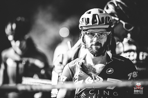 Tristan Uhl, stage 5 and ready to rumble. | Photo by Margus Riga