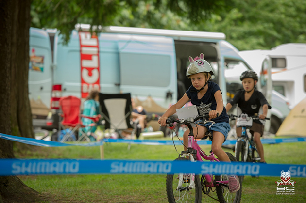 Kids race number 5 for the week, fun for all. | Photo by Erik Peterson