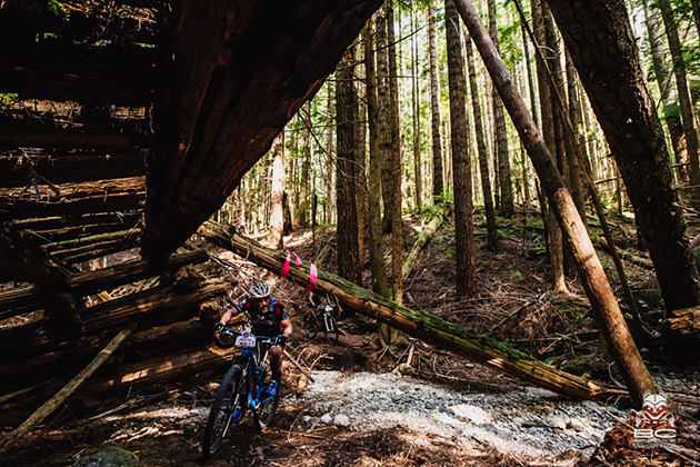 BCBR bikers explore the Sunshine Coast backyard and find all sorts of random stuff. | Photo by Margus Riga