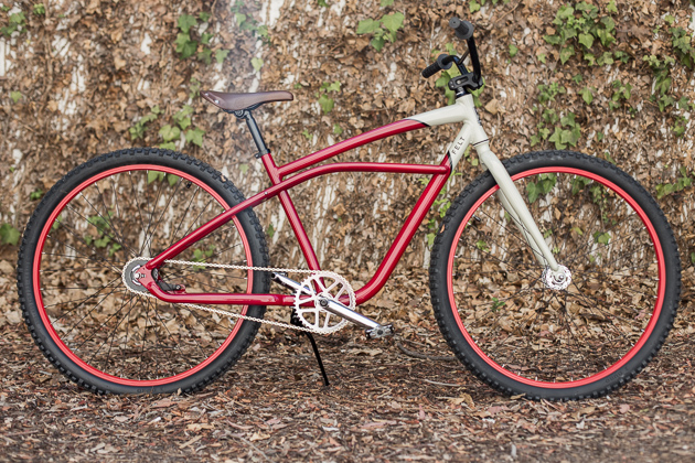 The Burner 29 2-Speed cruiser counts as a mountain bike, right?