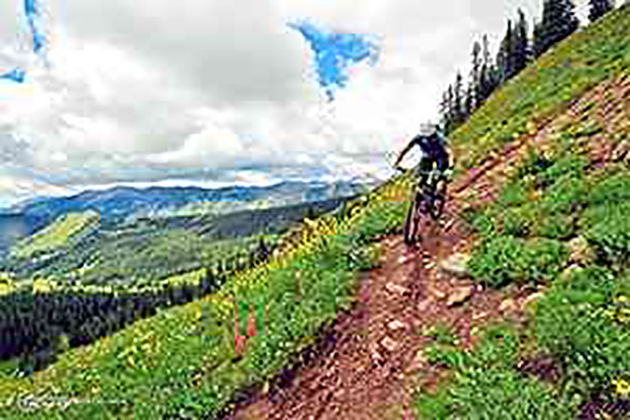 Replacing Winter Park this year will be 9,000-foot Crested Butte in Colorado.
