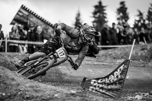 Mitch Ropelato not only won Friday's Dual Slalom contest, but he has competed in a wide range of events, including last Sunday's brutal Enduro race. He also competed in the Air DH and the Pumptrack Challenge. Does this make him one of the most versatile—and fit—riders around?