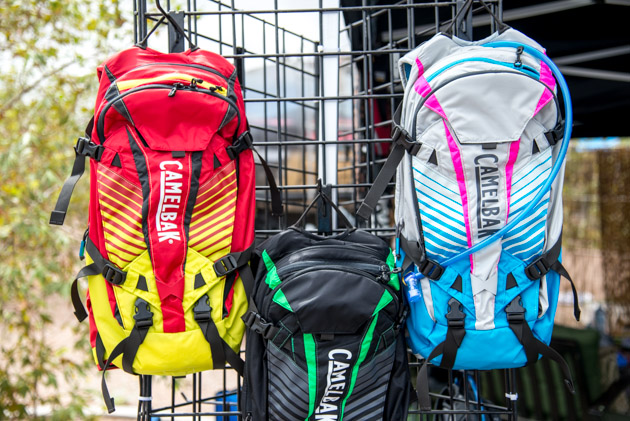 Camelback has released the Kudu, a new pack which has been designed with enduro in mind.  It will be offered in two size: the 12 (pictured) and 18. Price: $200.