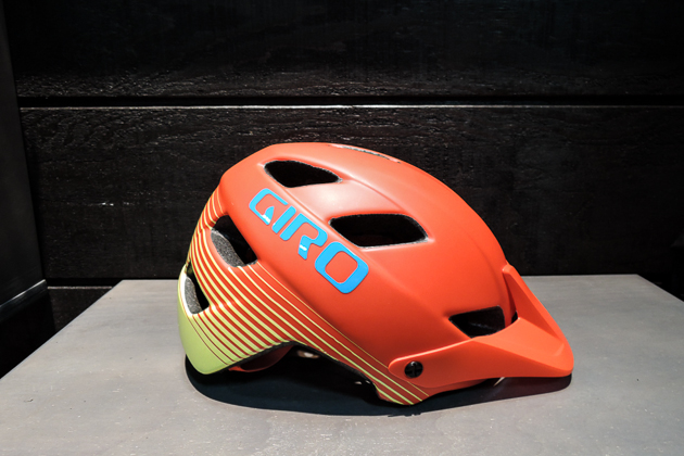 This year's Giro's Feature helmet has incorporated the increasingly prevalent 'MIPS' technology, which centers on a floating layer intended to reduce rotational impact. The redesigned Feature will retail for $95.