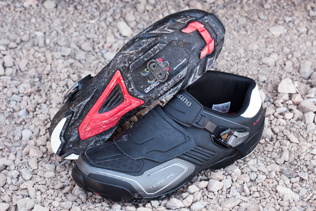 Like all Shimano shoes, the new Torbal M200 is carefully and meticulously designed for its intended use, enduro.