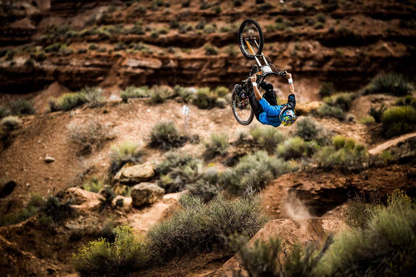 Despite a fourth-place finish in the 2012 Rampage, some would argue that James Doerfling has never unleashed his full potential at this contest. However, if his eighth-place qualifying position holds steady until Sunday, he might get the opportunity to show the world what lies beneath.