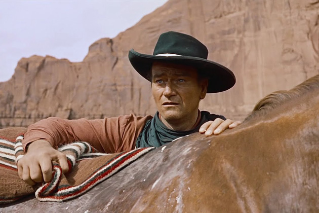 John Wayne rode a horse. Same goes for George Washington, Teddy Roosevelt and Paul Revere. You can't buy that kind of PR.