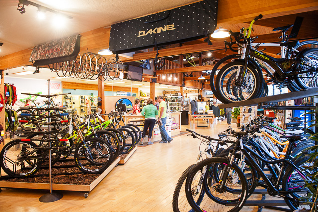 Pine Mountain Sports is the closest shop to Mt. Bachelor and the Phil's trailhead. PHOTO: Keith Carlsen
