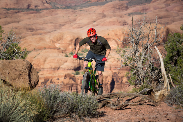 """We wanted a bike that was confidence-inspiring downhill, but didn't feel sluggish everywhere else. And, yes, that's a bit of a jab at the too-slack bikes that are popular these days. This new bike is your do-everything, long-travel mountain bike.""--Scot Nicol, Ibis Founder"