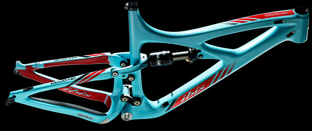 The third-generation Mojo HD frame gets all sorts of tweaks, including a new version of the DW-link suspension design.