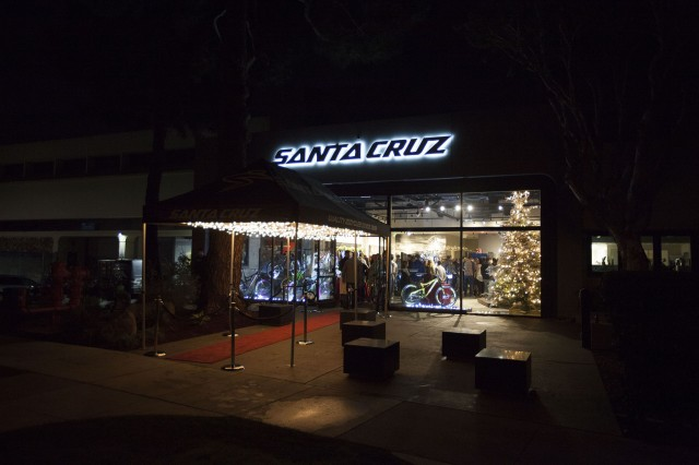 Santa Cruz Headquarters V10 release