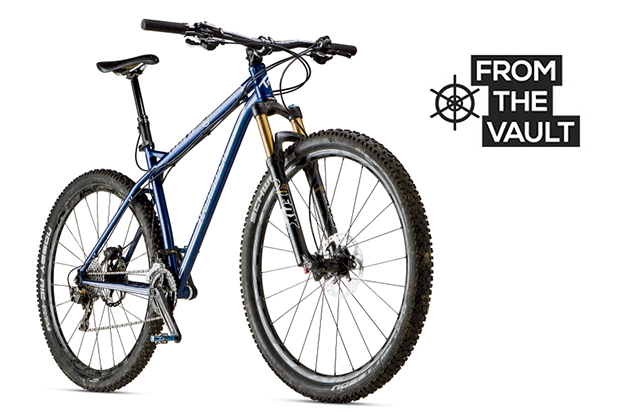 The heart and soul of the bike is its double-butted 4130-chromoly frame, which sports plenty of thoughtful details.